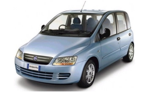 Fiat Multipla Panichi Auto Noleggio