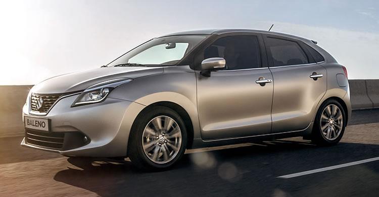 Suzuki Baleno Panichi Auto