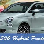Nuova 500 Hybrid